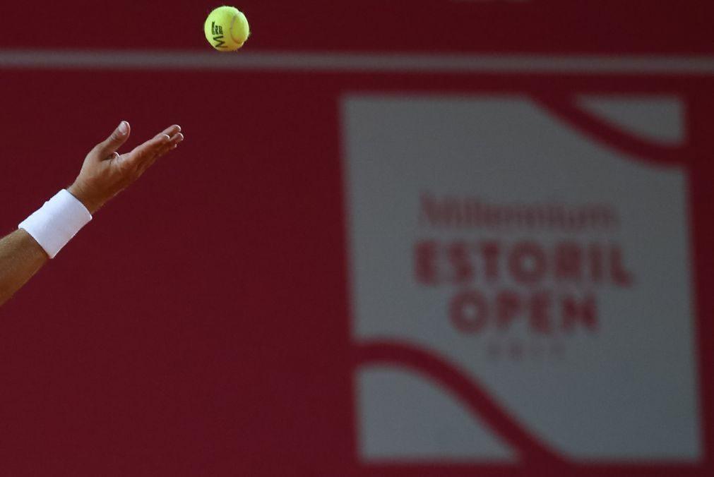 Estoril Open: Nuno Borges derrotado por Marin Cilic na segunda ronda