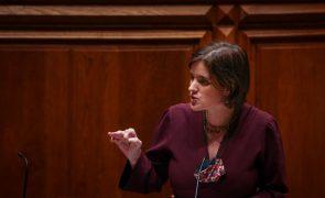 Ministra diz que vai continuar a ser assegurada