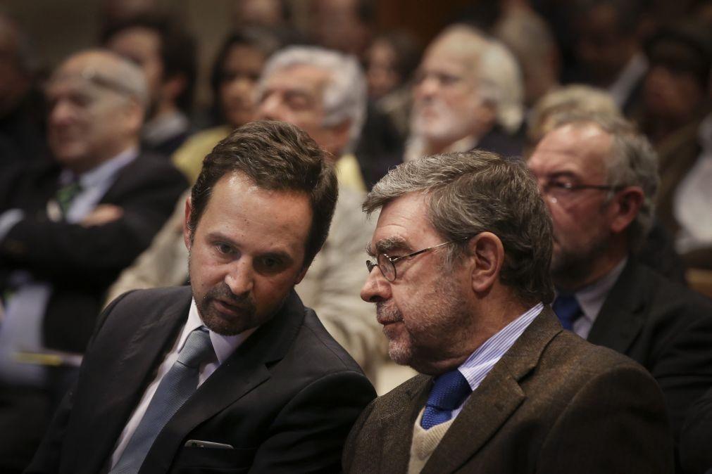 Medina diz que continuará a consultar Manuel Salgado em matérias que