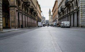 Covid-19: Itália ultrapassa as 120 mil mortes desde inicio da pandemia