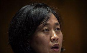 Governo dos EUA diz estar a analisar acordo comercial com a China