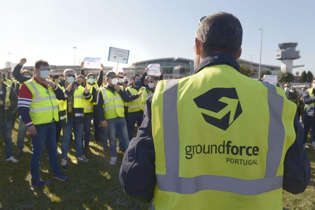 Groundforce tem salários de maio assegurados e espera ter os de junho em breve -- PCA