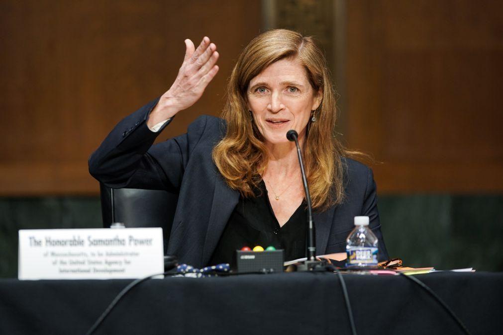 Senado dos EUA confirma Samantha Power na liderança da USAID