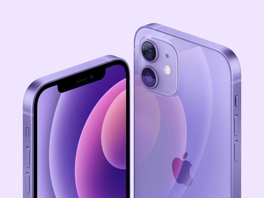 Vendas de iPhone fazem disparar receitas e lucros da Apple