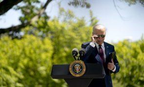 Biden leva ao Congresso crença de que EUA converteram