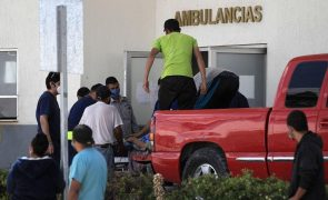 Covid-19: México com 371 mortos e 3.818 casos nas últimas 24 horas