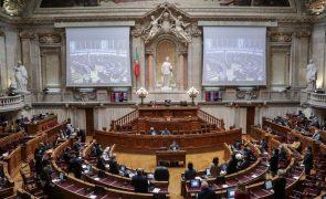 PE: Documento é hoje debatido no plenário da Assembleia da República
