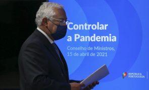 Covid-19: Governo adota medidas para última fase do desconfinamento