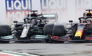 F1/Portugal: Verstappen só tem de ter o carro mais rápido para ser campeão