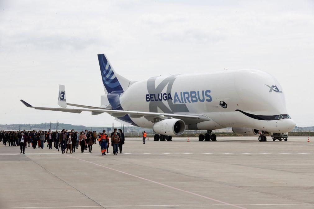 Airbus passa de prejuízo a lucro de 362 ME no 1.º trimestre