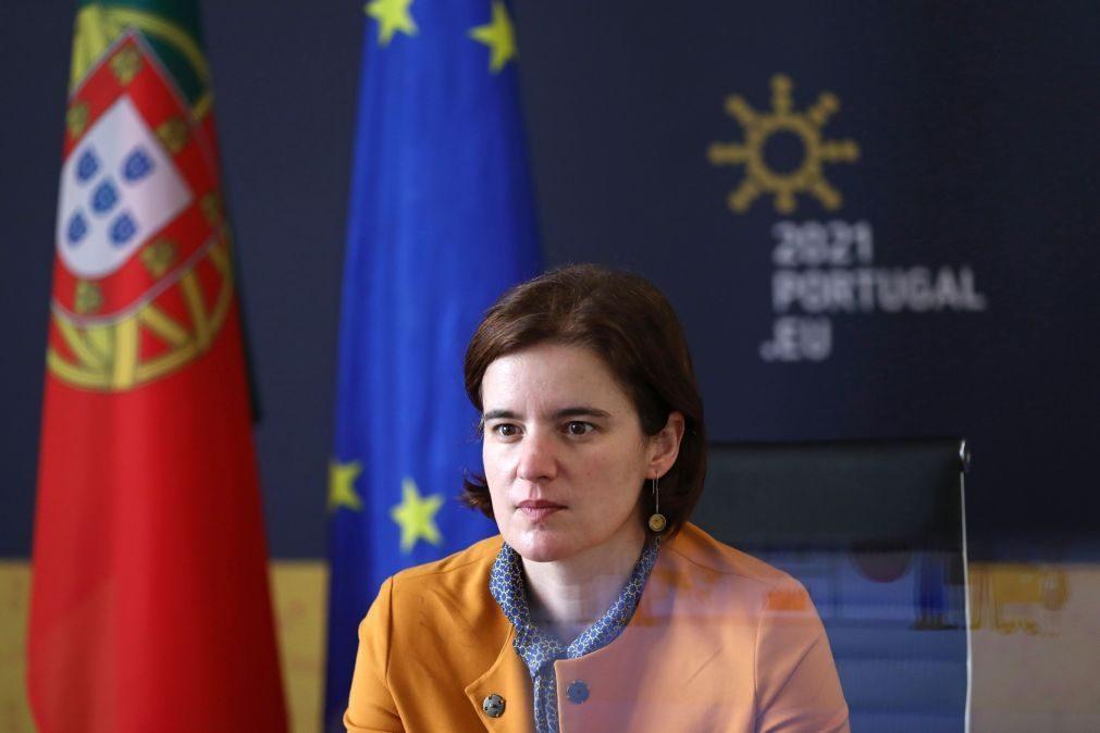 UE/Presidência: Governo pede