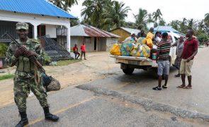 Moçambique/Ataques: Casas incendiadas junto a Palma, forças armadas controlam vila - porta-voz