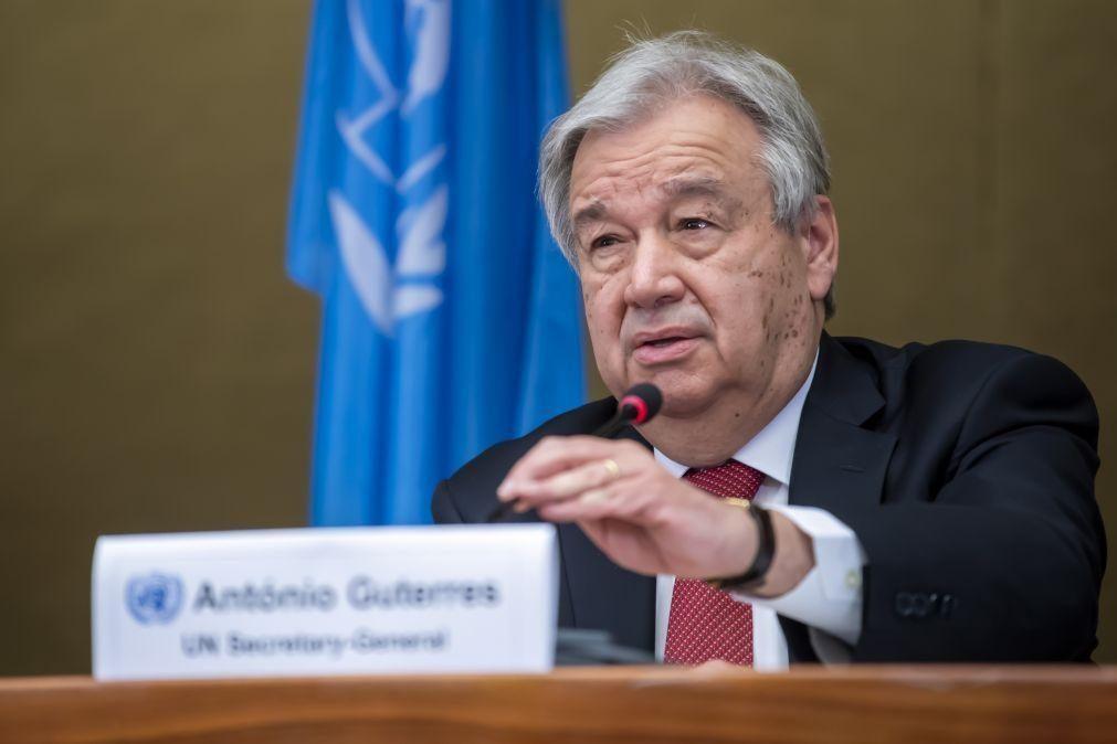 Negociações informais sobre Chipre fracassaram - ONU