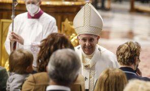 Papa confirma ao bispo de Leiria-Fátima intenção de visitar Fátima em 2023
