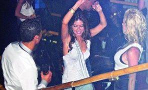 Kathryn Mayorga reclama choruda indemnização a Cristiano Ronaldo