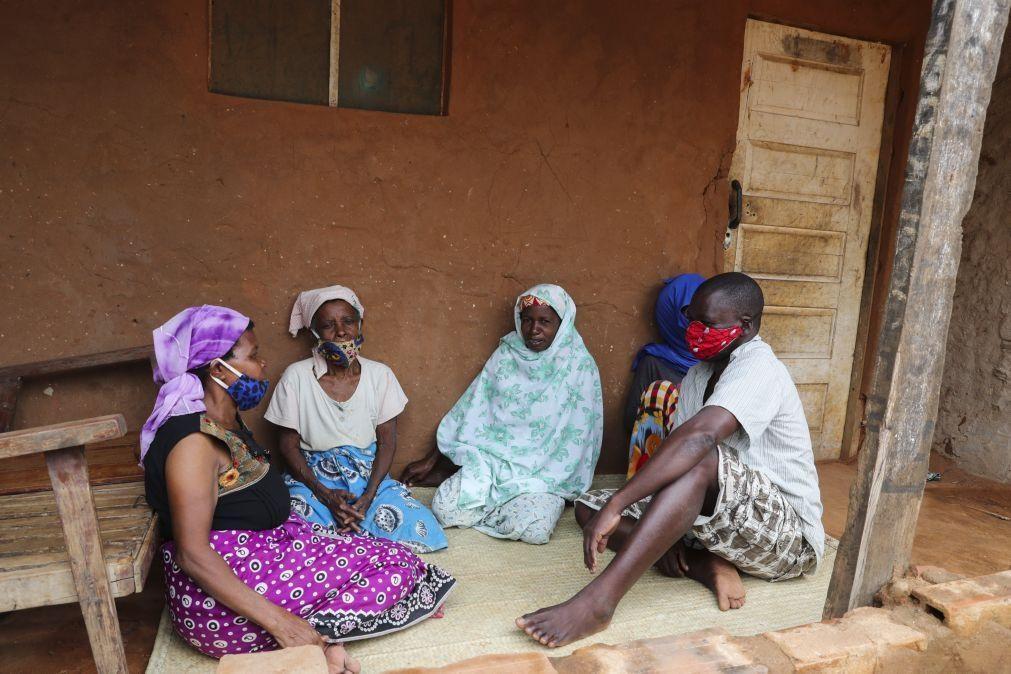 Moçambique/Ataques: Voluntários encontram desaparecidos e ajudam a tratar a mente