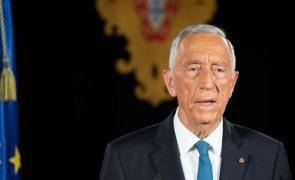 Covid-19: PR defende que responsabilidade é sobretudo dos portugueses e pede disciplina