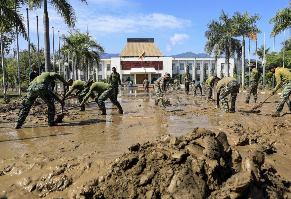 Parlamento português solidário com vítimas de cheias em Timor-Leste