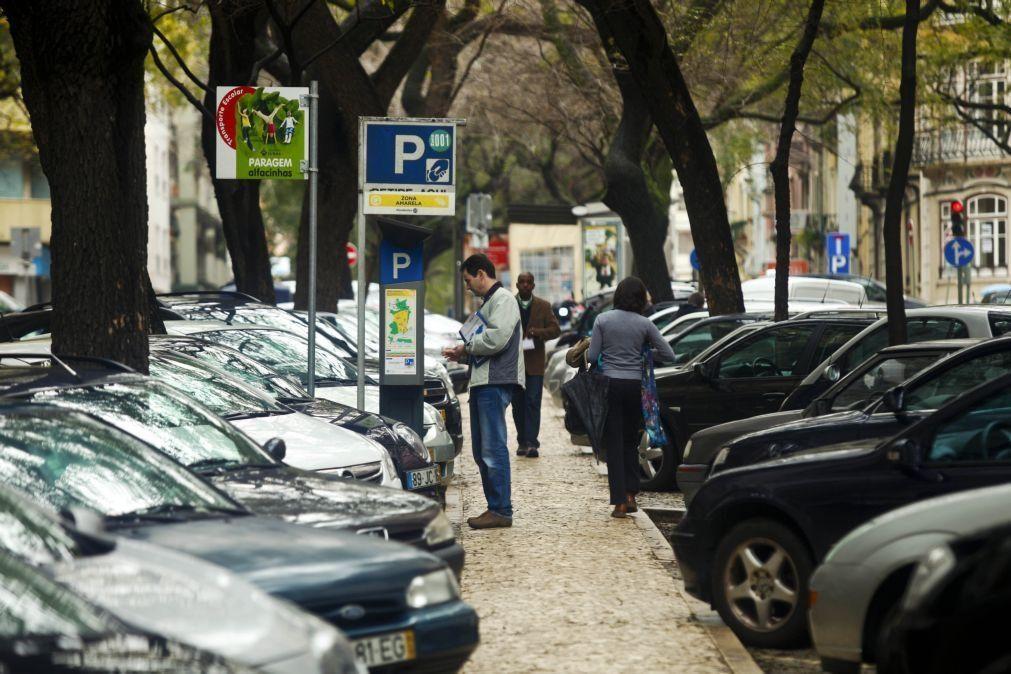 Câmara de Lisboa atribui 5 milhões de euros à EMEL para compensar perda de receitas