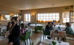 Restaurantes e cafés podem funcionar até às 22:30 já a partir deste fim de semana