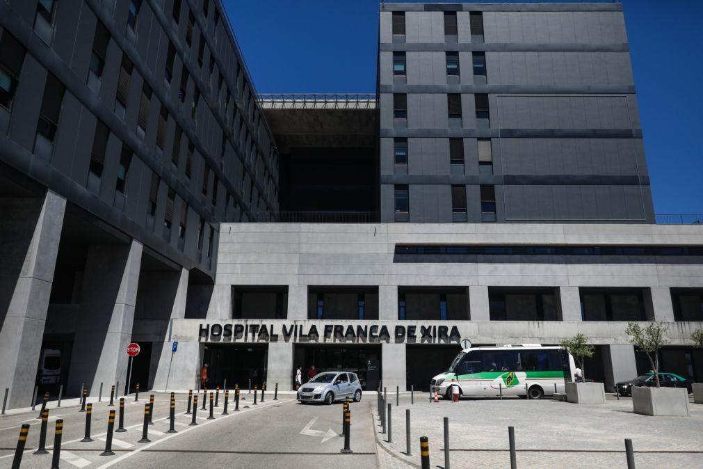 Gestão do hospital de Vila Franca de Xira passa a entidade pública empresarial