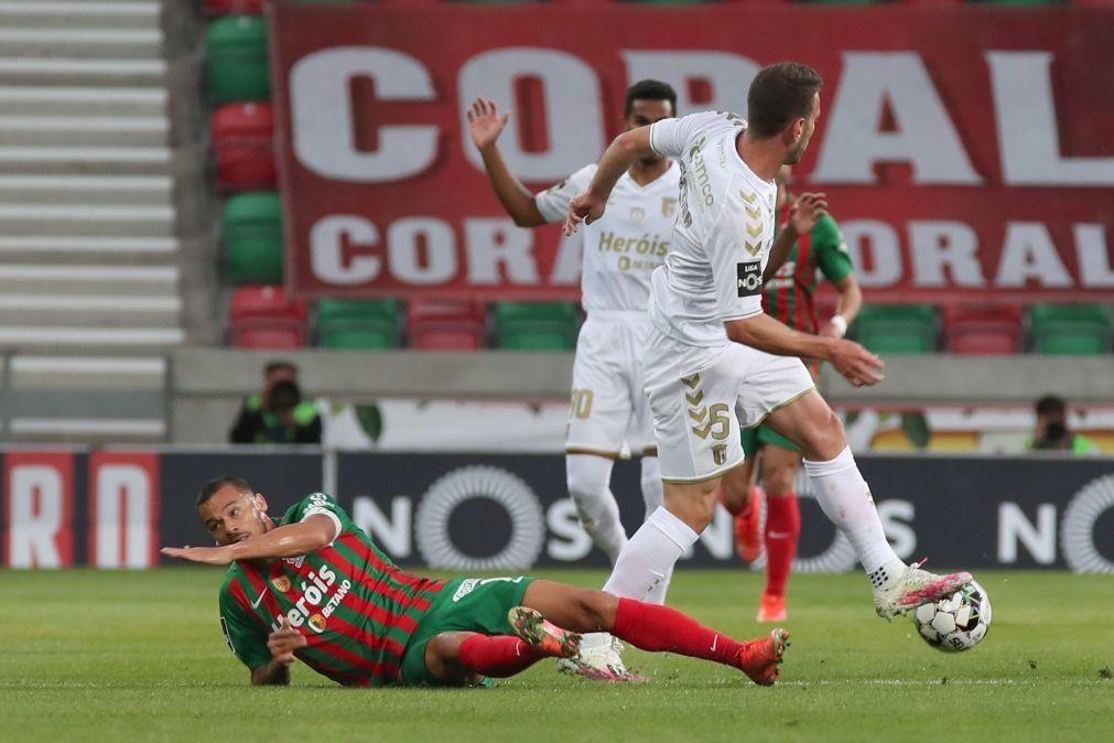 Sporting de Braga derrotado na Madeira perde pontos na luta pelo 3.º lugar