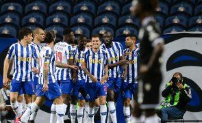 FC Porto procura vencer Famalicão e colocar pressão no líder Sporting