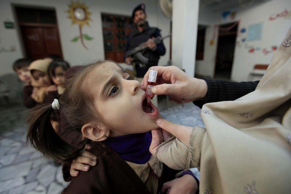 Coberturas ultrapassaram 95% em todas as vacinas até aos 7 anos