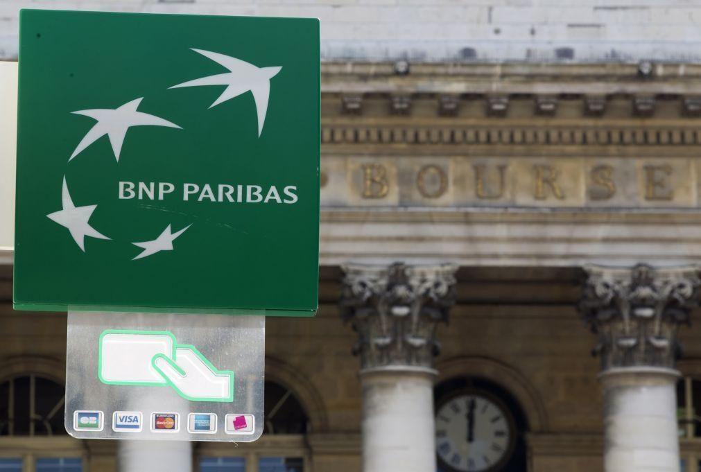 Lucro do BNP Paribas cresce 38% no 1.º trimestre para 1.777 ME