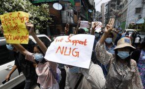 ONU prevê que a situação em Myanmar pode provocar 25 milhões de pobres
