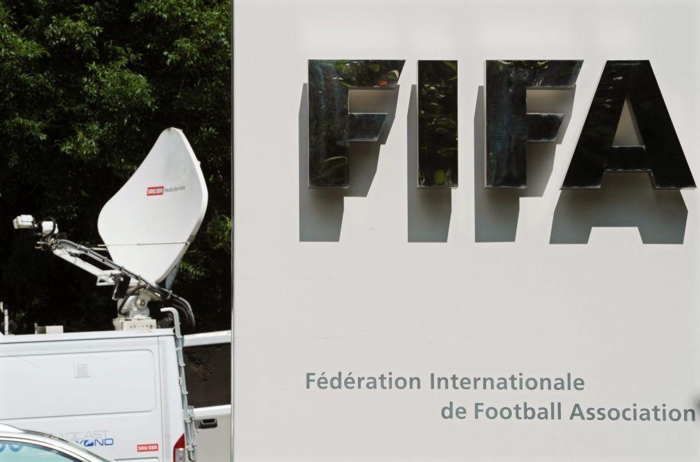 FIFA apoia boicote do futebol inglês nas redes sociais contra o racismo