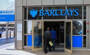 Lucro do Barclays quase triplica para 1.959 ME no 1.º trimestre
