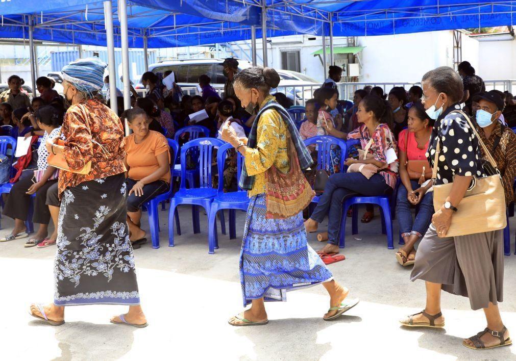 Covid-19: Timor-Leste regista mais 86 casos, a maioria na capital
