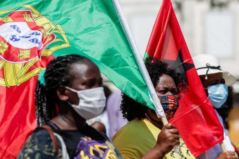 Visita de Marcelo Rebelo de Sousa à Guiné-Bissau é