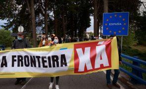 Covid-19: Comerciantes da raia felizes com reabertura da fronteira em Chaves