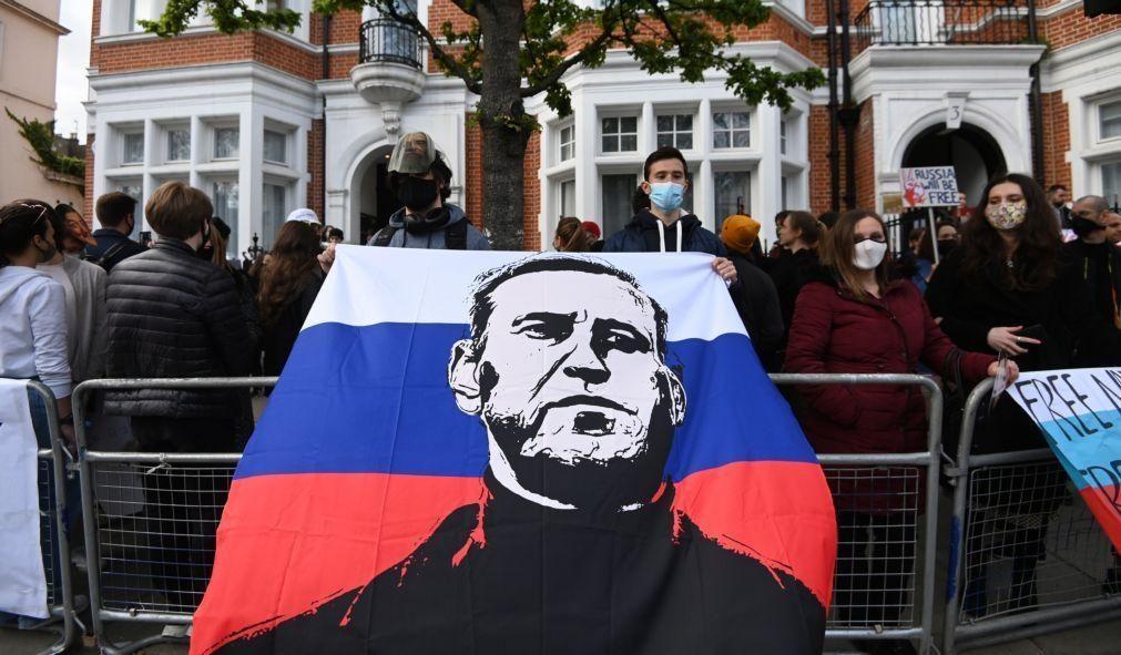 Navalny: Filiais de movimento anticorrupção foram consideradas