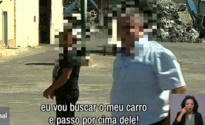 Empresário condenado por tentar matar jornalistas da RTP [imagens]