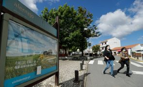 Covid-19: Portugal tem 41 concelhos com incidência superior a 120 casos por 100 mil habitantes