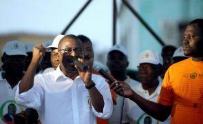 Principal oposição em São Tomé impugna candidatura presidencial do líder do parlamento