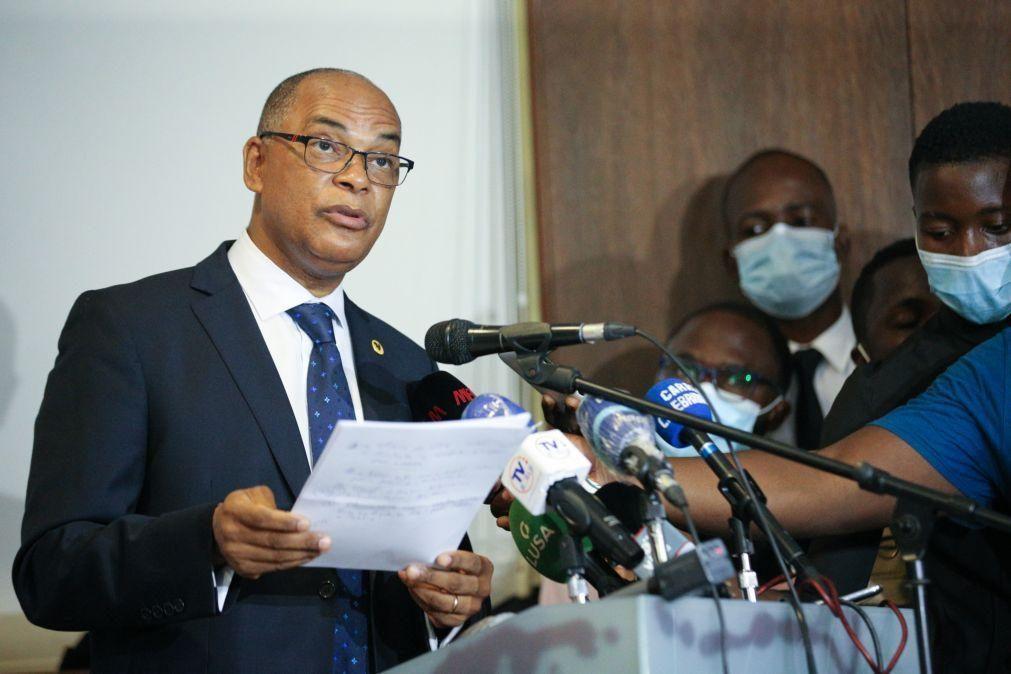 Presidente da UNITA em Bissau no âmbito de périplo por países africanos e europeus