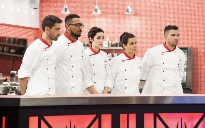 Concorrentes do programa Hell's Kitchen criam projeto fora da TV