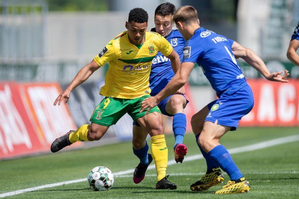 Paços de Ferreira vence Belenenses SAD e consolida quinto lugar