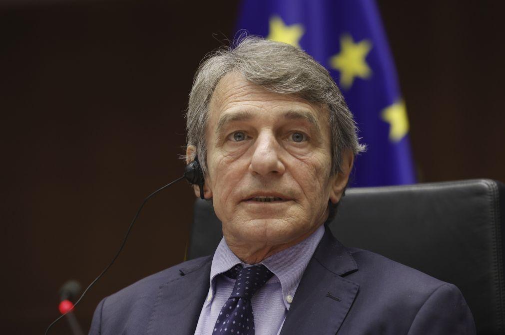 Rússia sanciona oito responsáveis europeus incluindo o presidente do PE