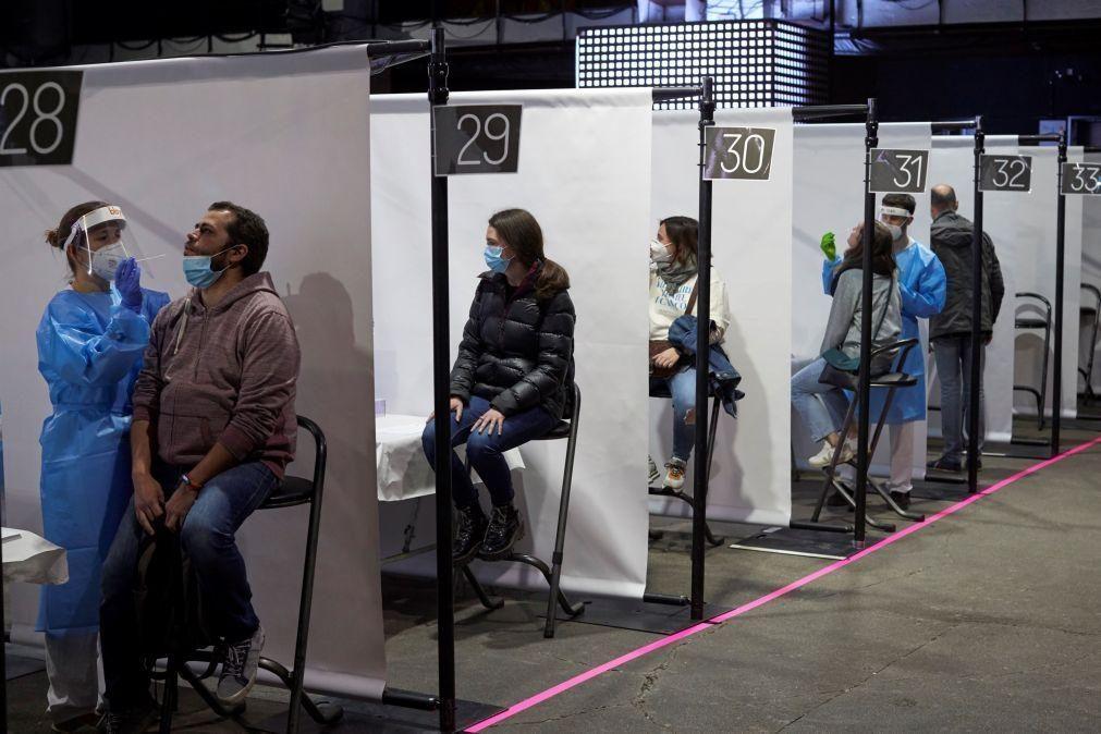 Covid-19: Espanha regista 9.135 novos casos e 136 mortes nas últimas 24 horas