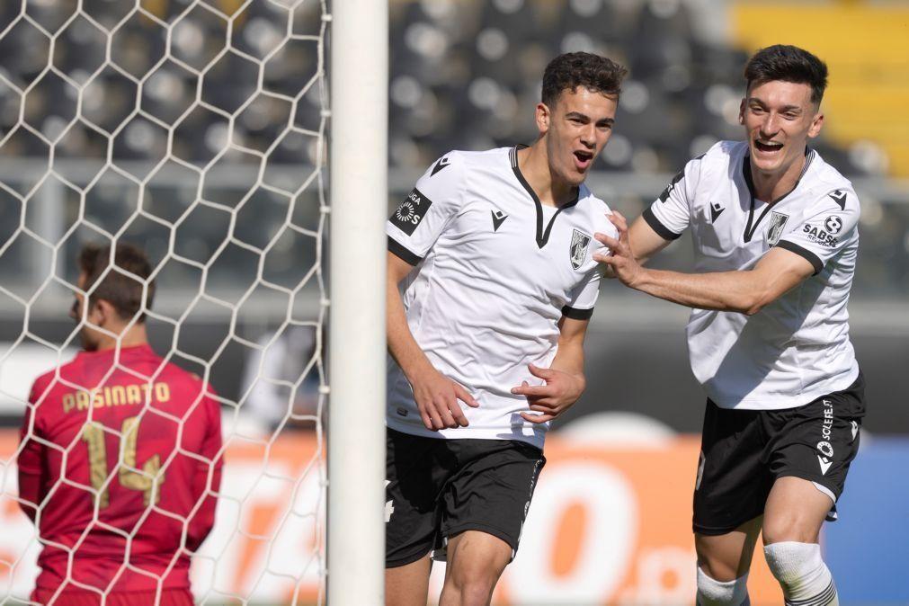 Vitória de Guimarães volta às vitórias frente ao Moreirense e reforça sexto lugar