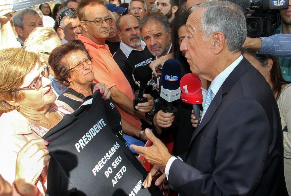 Lesados do Banif solicitam intervenção do Presidente da República no processo