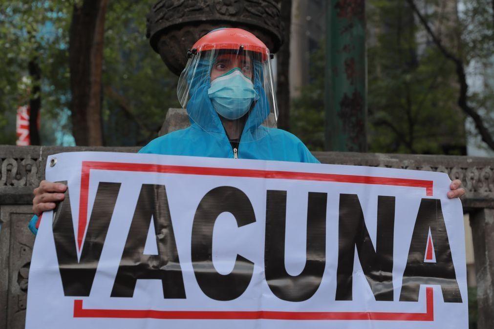 Covid-19: México com 460 mortos e 3.821 casos nas últimas 24 horas