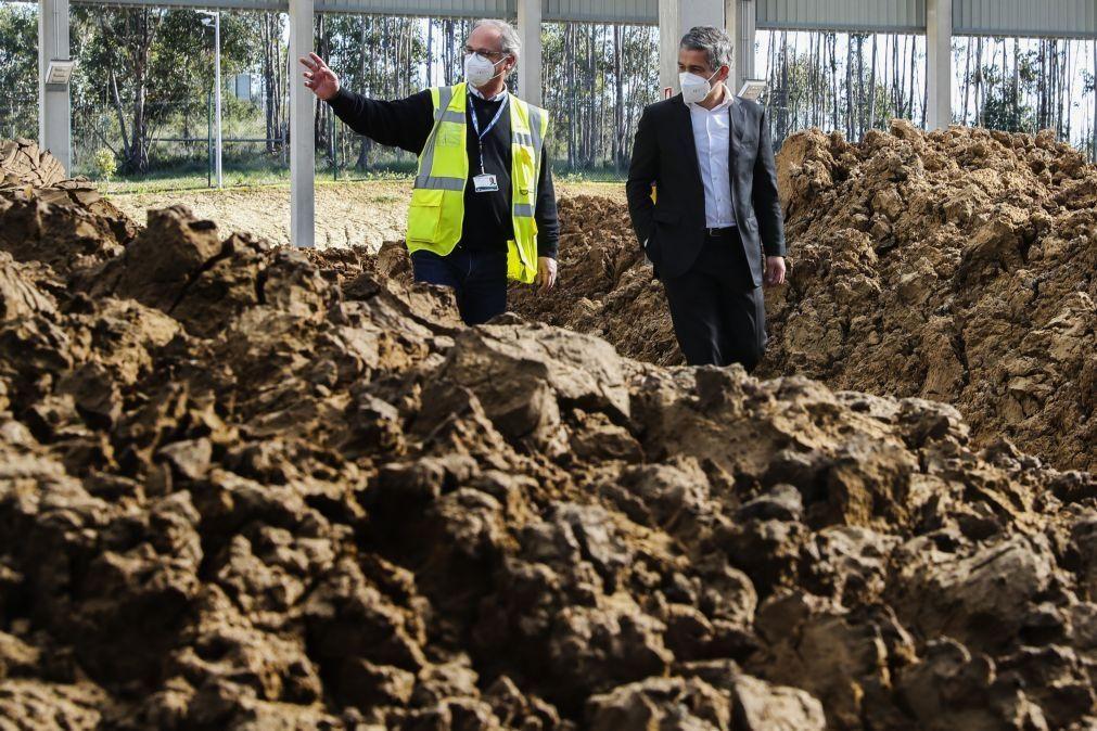 De resíduo a tijolo, o caminho das lamas da EPAL
