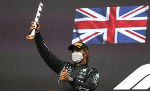 F1/Portugal: Hamilton tenta centésima 'pole position' na qualificação de hoje