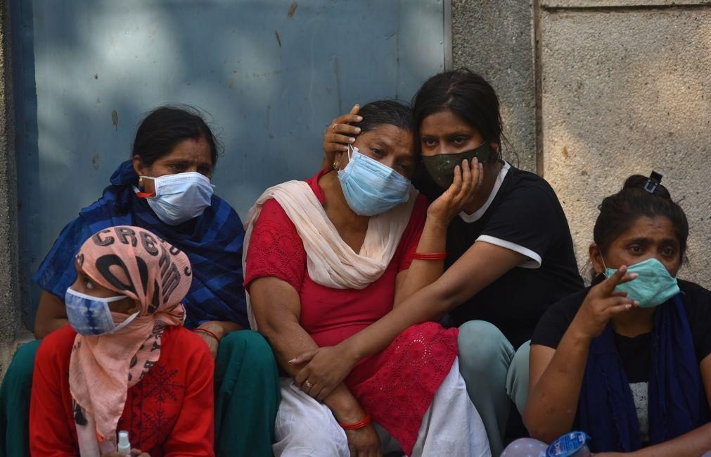 Covid-19: Índia ultrapassa 400 mil casos num só dia, novo recorde mundial